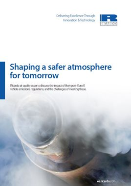 Shaping a safer atmosphere for tomorrow